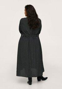Mango - ROSE - Maxi dress - zwart - 1