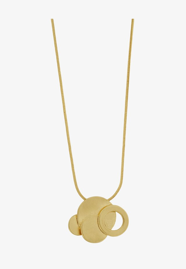 THEIA COLLAGE DOT - Ketting - gold-coloured