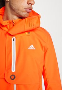 adidas Performance - WIND RESPONSE WIND.RDY RUNNING JACKET - Sports jacket - apsior - 7