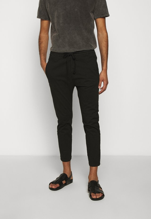 JEGER - Trousers - black