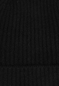 Zwillingsherz - Beanie - schwarz - 2