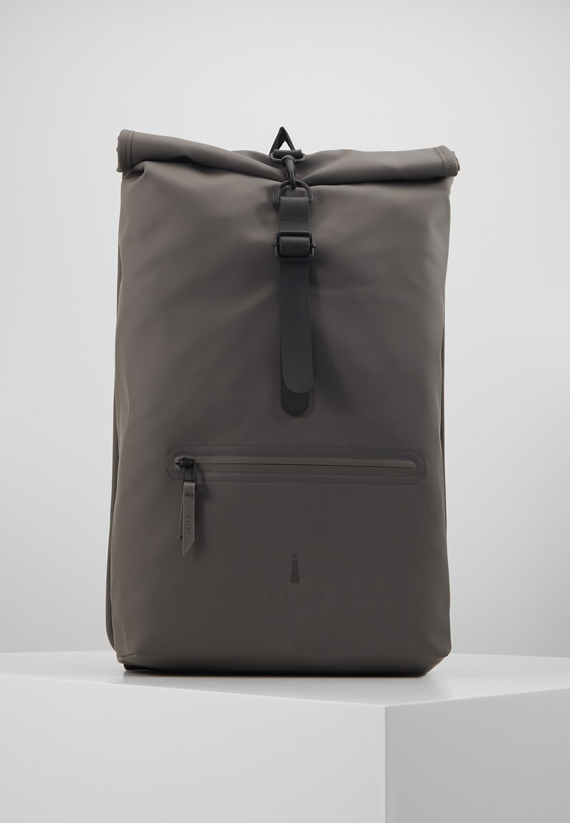Rains - ROLL TOP - Mochila - charcoal