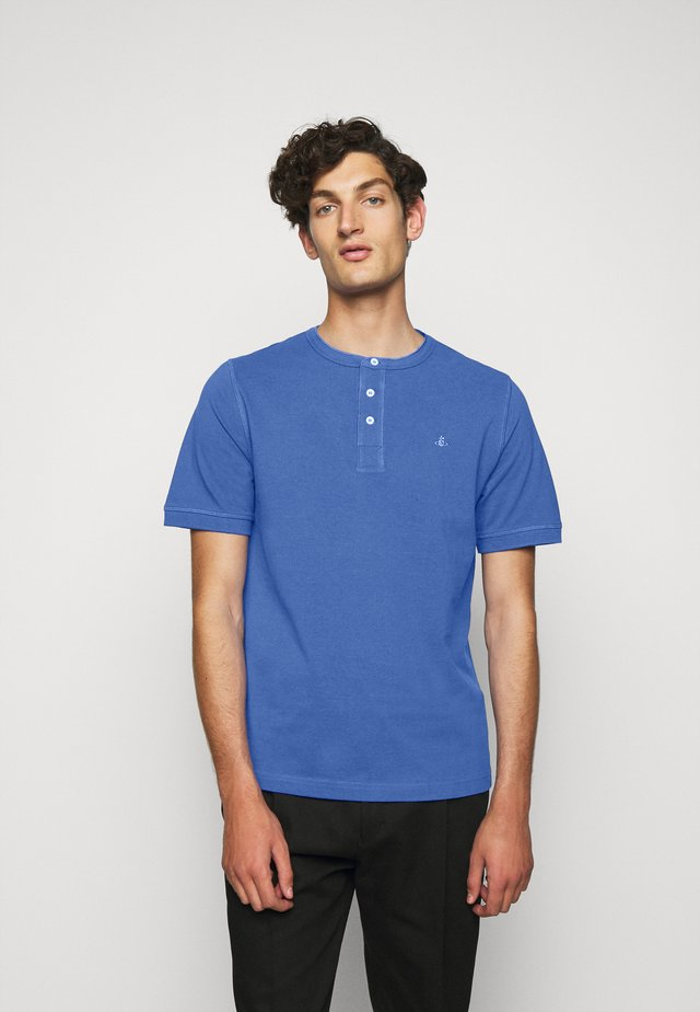 GRANDAD - Basic T-shirt - blue