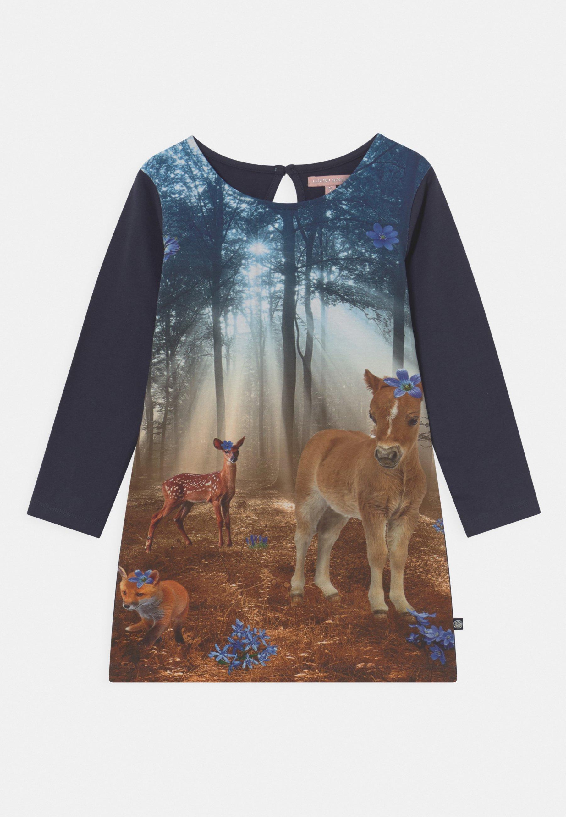 Kids SMALL GIRLS  - Jersey dress