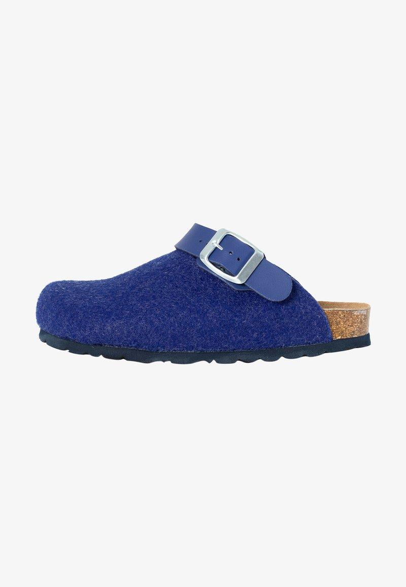 BAYTON - NOMA  - Slippers - blue