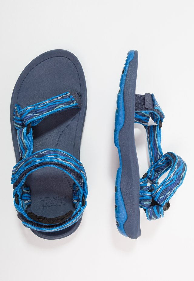 Walking sandals - deimar blue