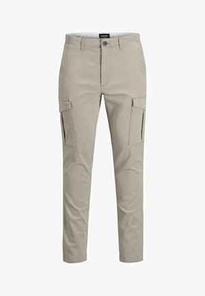 MARCO JOE AKM - Cargo trousers - crockery