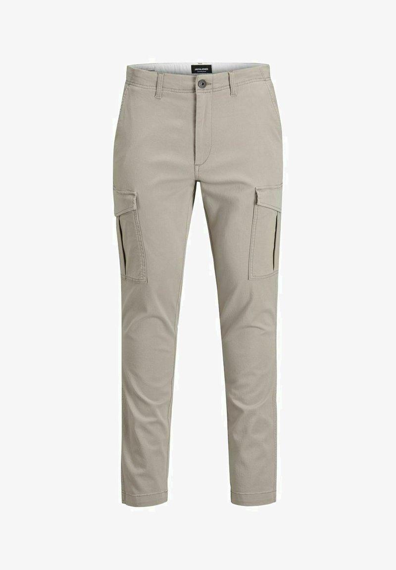 Jack & Jones - MARCO JOE AKM - Cargo trousers - crockery