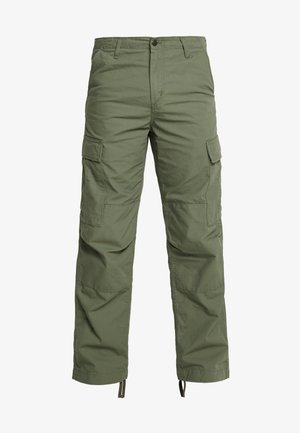 REGULAR COLUMBIA - Cargohose - dollar green rinsed