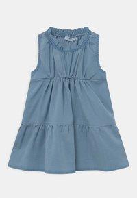 Name it - NMFBATAS  - Denim dress - light blue denim - 0