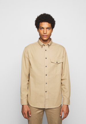 RELAXED - Shirt - sesame