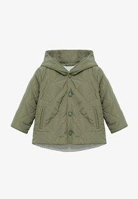 Mango - SAMY - Winter jacket - khaki - 0