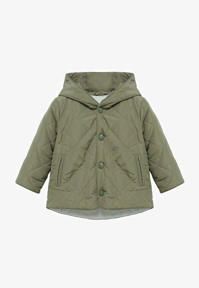 SAMY - Zimní bunda - khaki