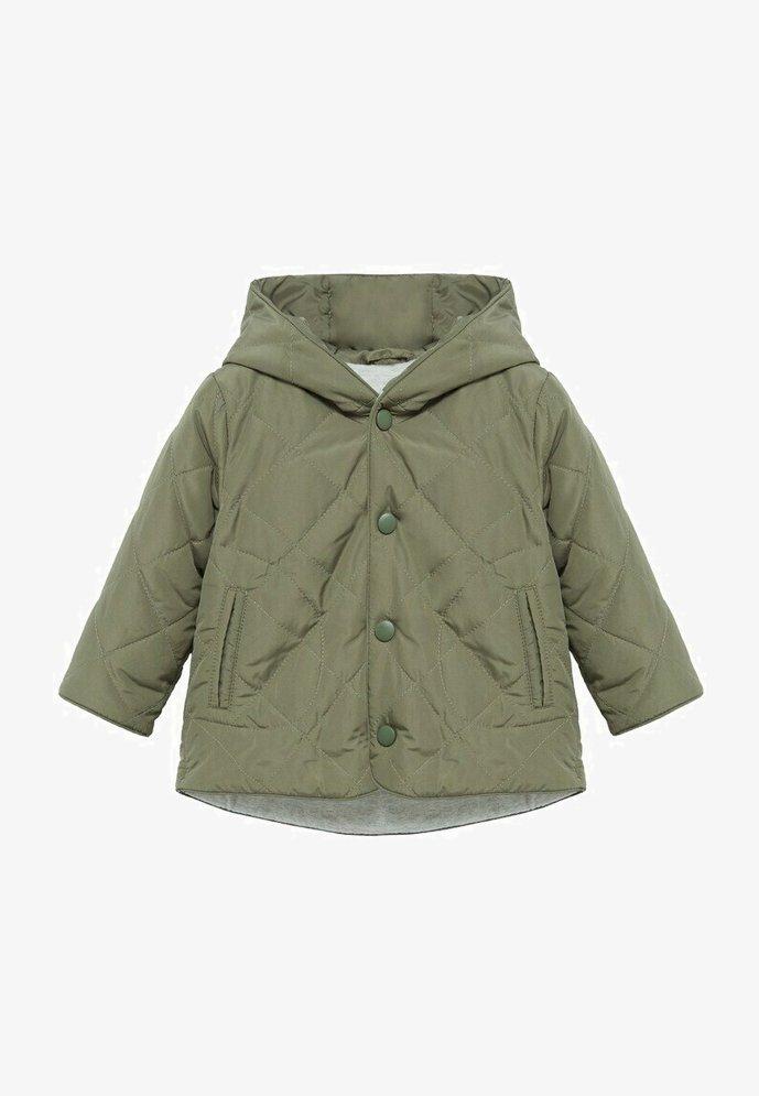 Mango - SAMY - Winter jacket - khaki