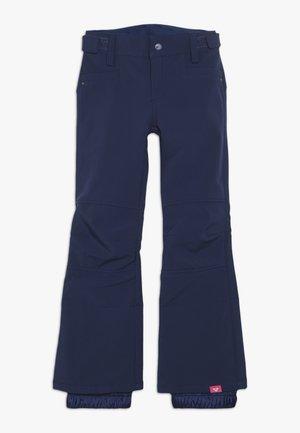 CREEK - Snow pants - medieval blue