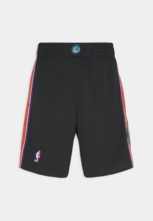 NBA SWINGMAN SHORTS UTAH JAZZ - Pantaloncini sportivi - black