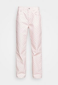 The Ragged Priest - SPECTRE - Straight leg jeans - pink/beige - 5
