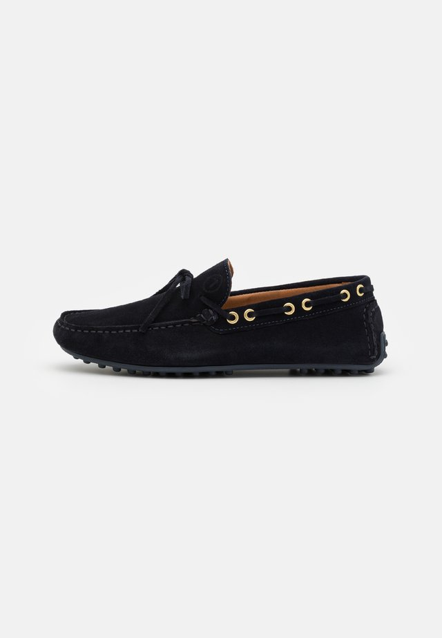 DRIVER  - Moccasins - navy