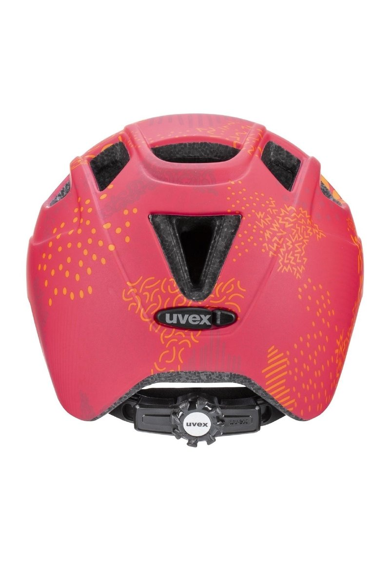 Uvex Helm Red Orange Mat S41198304 Rot Zalando De