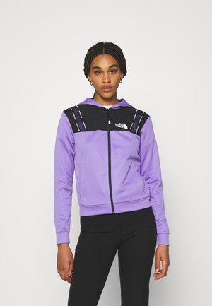 FULL ZIP - Chaqueta fina - pop purple