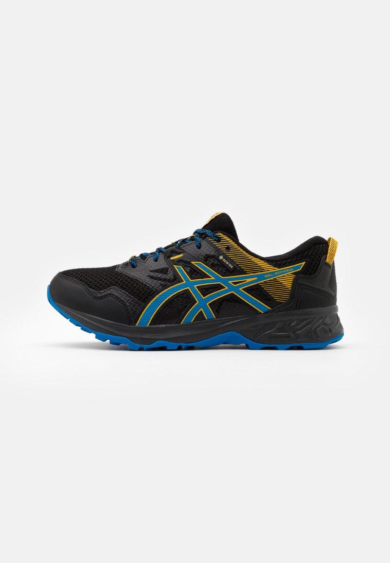 ASICS - GEL-SONOMA 5 G-TX - Zapatillas de trail running - black/directoire blue