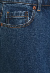 Pieces Curve - PCVERA RELAXED  - Relaxed fit jeans - medium blue denim - 5