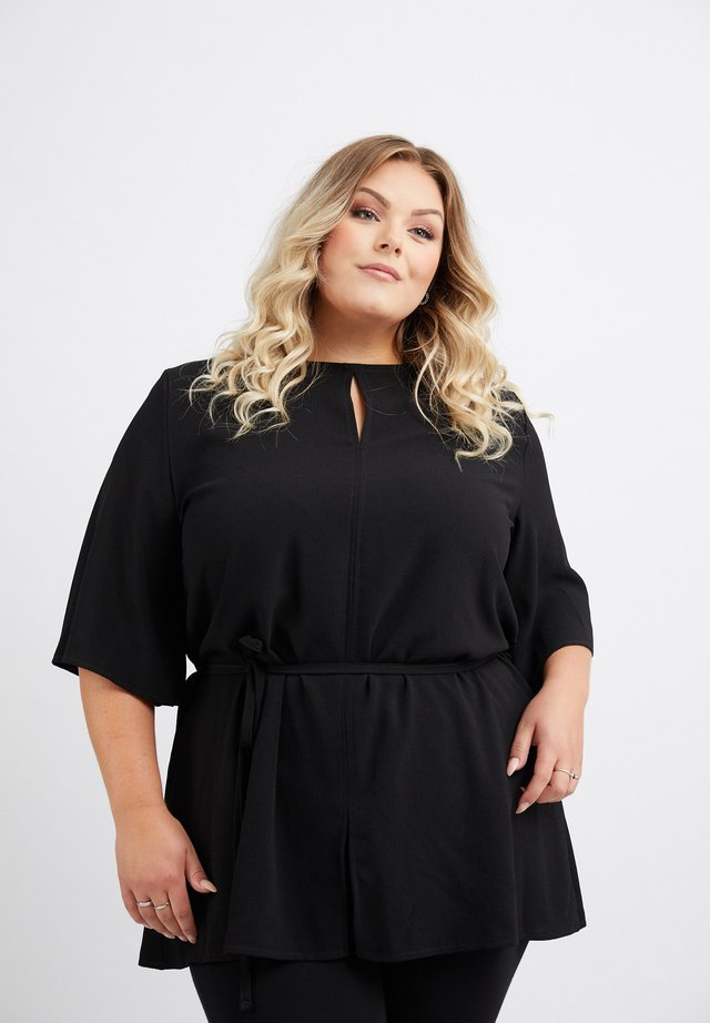 BETTY - Blouse - black