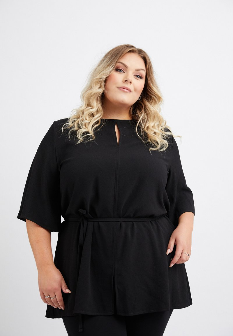 No.1 by Ox - BETTY - Blouse - black