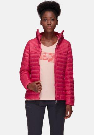 ALBULA - Winter jacket - sundown