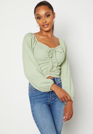 NADJA SOFT - Blouse - green