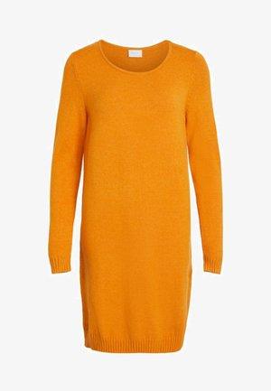 VIRIL DRESS - Jumper dress - gold