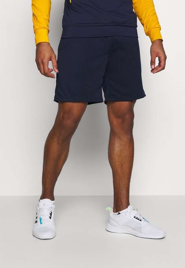 JCOZBIG LOGO SHORTS - Pantaloncini sportivi - navy blazer
