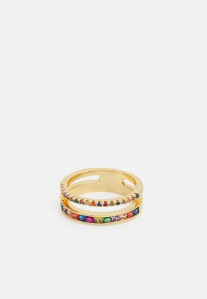 GWAOJAN - Ring - bright multi/gold-coloured