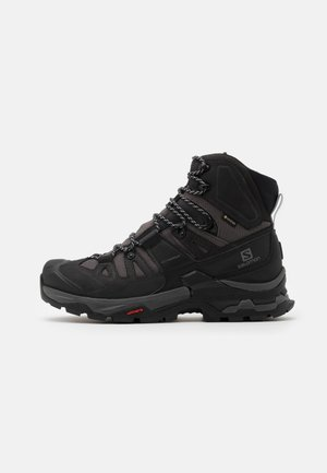 QUEST 4 GTX - Obuwie hikingowe - magnet/black/quarry