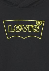 Levi's® - STAR WARS GALAXY FAR AWAY HOODIE UNISEX - Hættetrøjer - black - 2