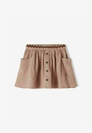 A-line skirt - roebuck