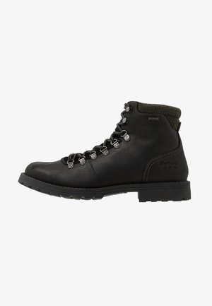 QUANTOCK HIKER - Lace-up ankle boots - black