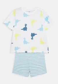 Sanetta - SHORT - Pyjamas - white pebble - 0