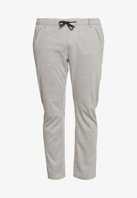 s.Oliver - Tracksuit bottoms - asche - 4