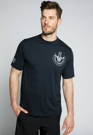 GROSSE GRÖSSEN - T-shirt print - schwarz
