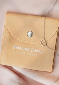 Selected Jewels - Necklace - silver-coloured - 5