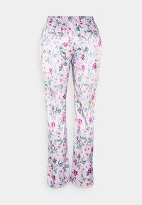 LASCANA - FLOWER LONG SET - Pyjamas - lilac - 4