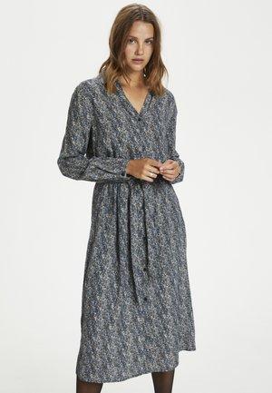 BLANCASZ LS  - Shirt dress - total eclipse ditsy dots