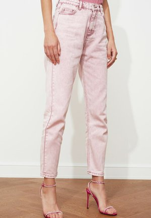 Trousers - pink