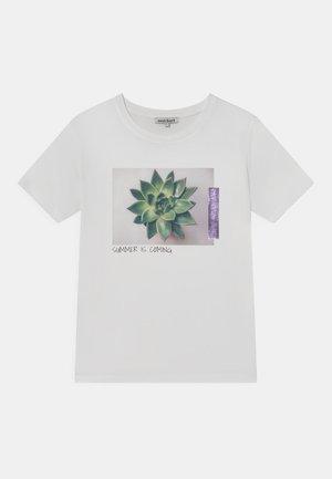 MISTY  - Print T-shirt - bright white