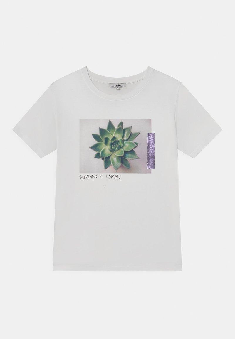 Cost:bart - MISTY  - T-shirt med print - bright white