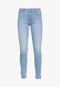 Lee - SCARLETT HIGH - Jeans Skinny Fit - light-blue denim - 4