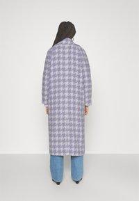 River Island - Classic coat - lilac - 2