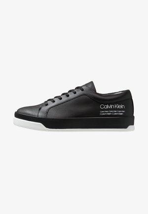 FAUSTO - Sneakersy niskie - black
