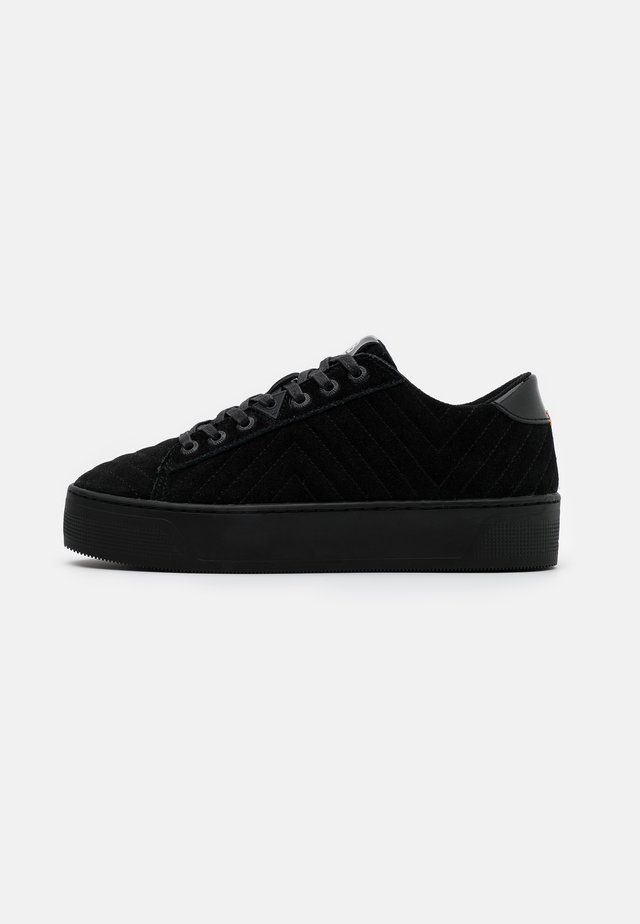 HOOK  - Sneakersy niskie - black